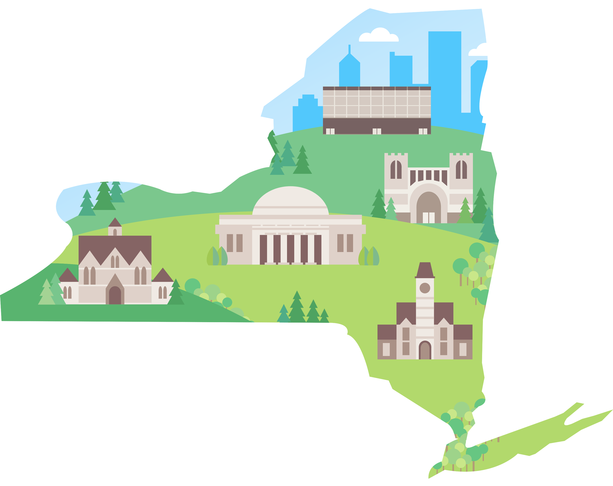 the 15 best suny schools for 2019 – niche blog